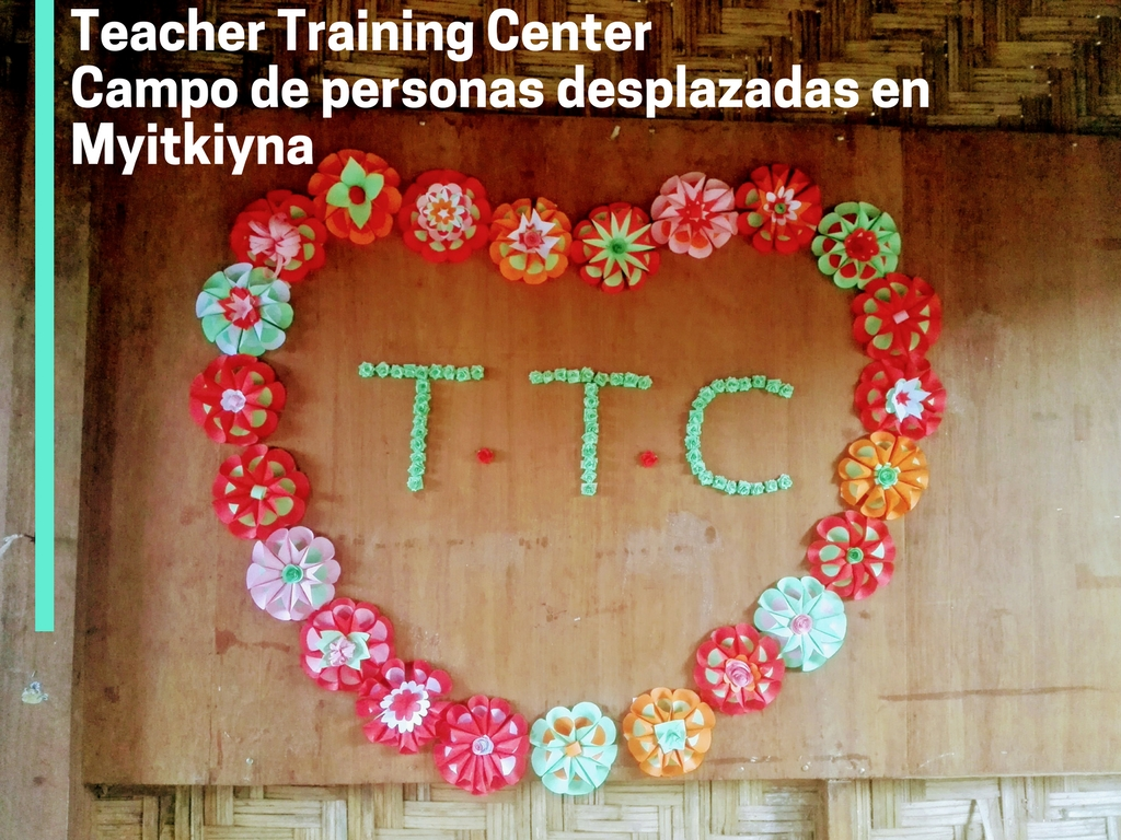 training teacheer center. campo