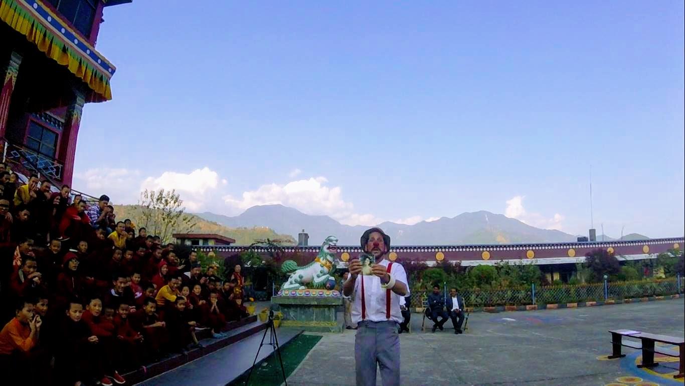 Foto Monasterio Hemja, Pokhara 3