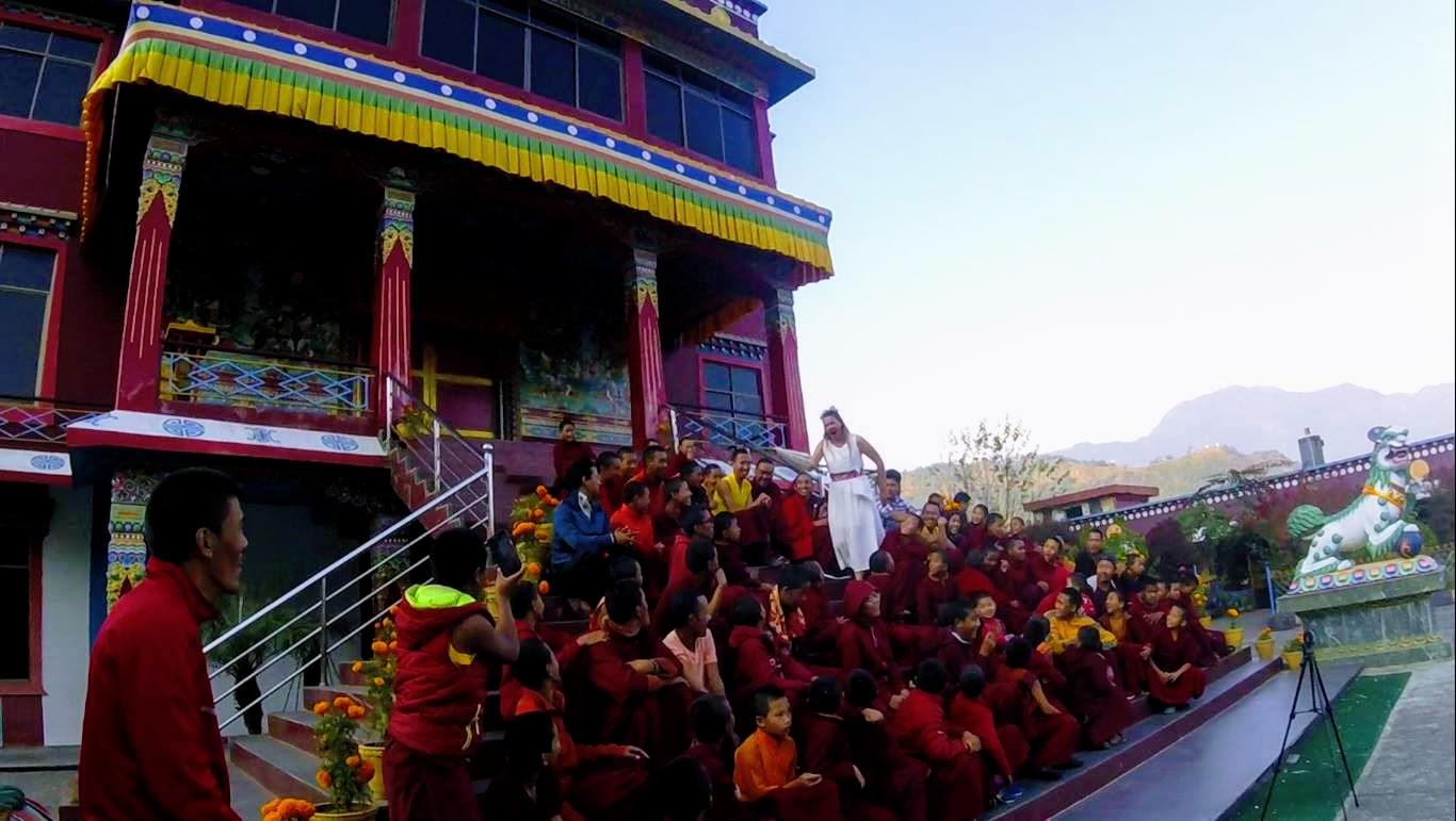 Foto Monasterio Hemja, Pokhara 4