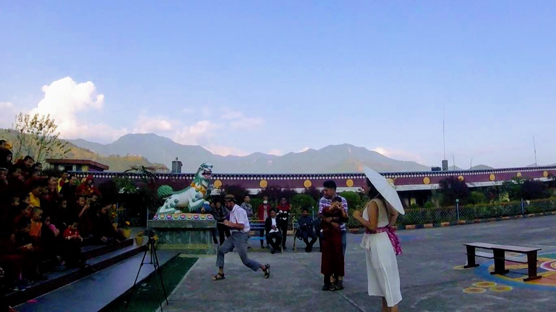 Foto Monasterio Hemja, Pokhara 5